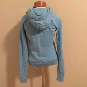 Abercrombie & Fitch Tops - Light Blue Abercrombie and Fitch Hoodie